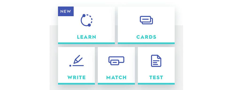 quizlet tanulási lehetőségek szótanuló nyelvtanuló app nyelvtanulás applikáció alkalmazás
