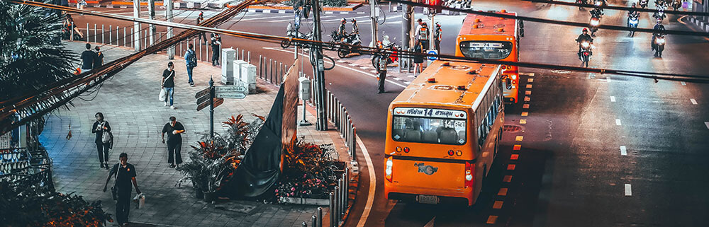 Angolul a buszon vagy vonaton - Angol kifejezések utazáshoz és nyaraláshoz