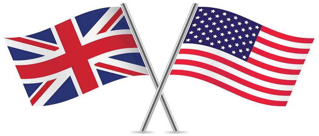 hagyományos angol önéletrajz és amerikai típusú önéletrajz különbségek