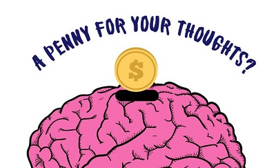 angol idióma : penny for your thoughts