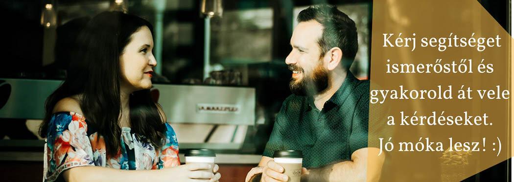 próbáld el baráttal ismerőssel az angol állásinterjú kérdéseket és válaszokat